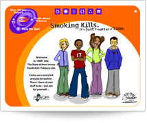 NJ Truth Anti- Smoking Pitch