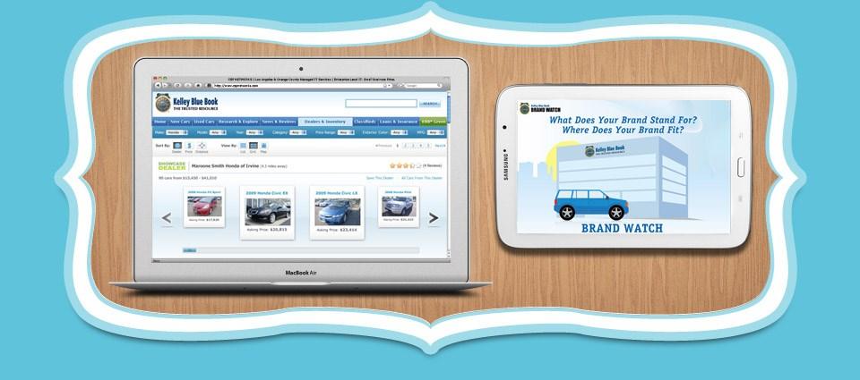 Kelley Blue Book Dealer Inventory Comp