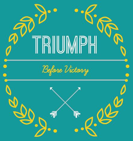 Transamerica - Triumph Before Victory Event Logo