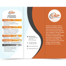 CSP Networks Trifold