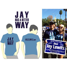 Jay Lewitt - Jay Has a Better Way Logo
