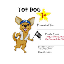TLC - Dog Rescue Award